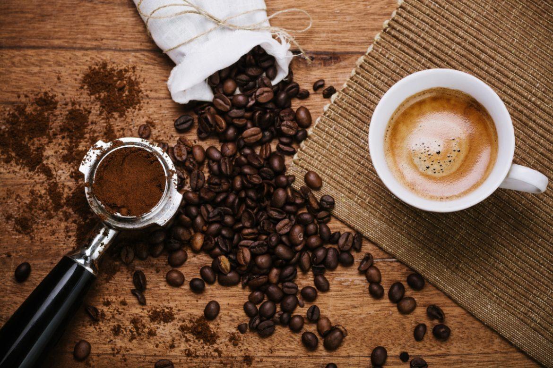 Není nad čerstvě umletou kávu