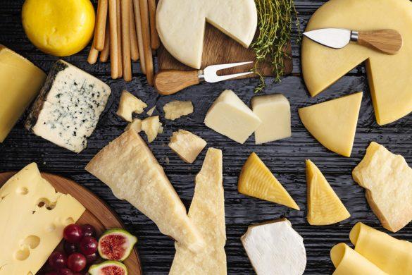 Ne každý druh sýru se hodí do všech pokrmů