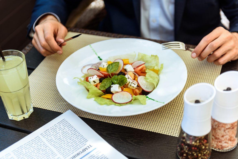 Inspirujte se jídelníčkem manažerů