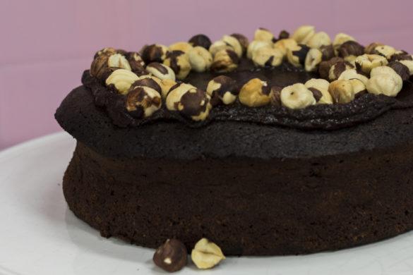Lískooříškový dort