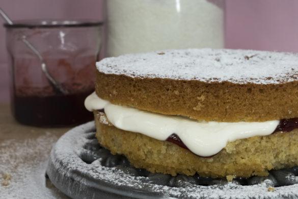 Viktoriánský dort