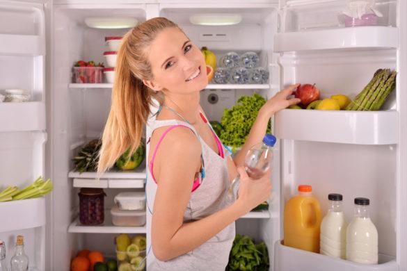 Jak uskladnit potraviny v lednici