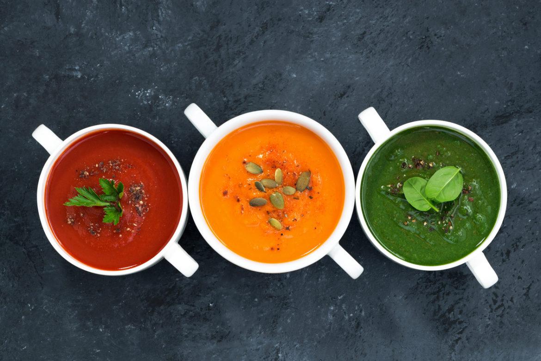 Jak ozvláštnit polévky