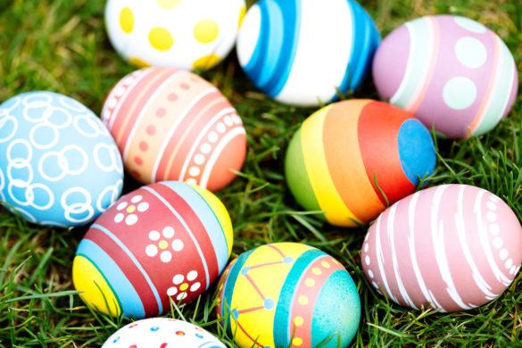 Název Velikonoční vajíčka