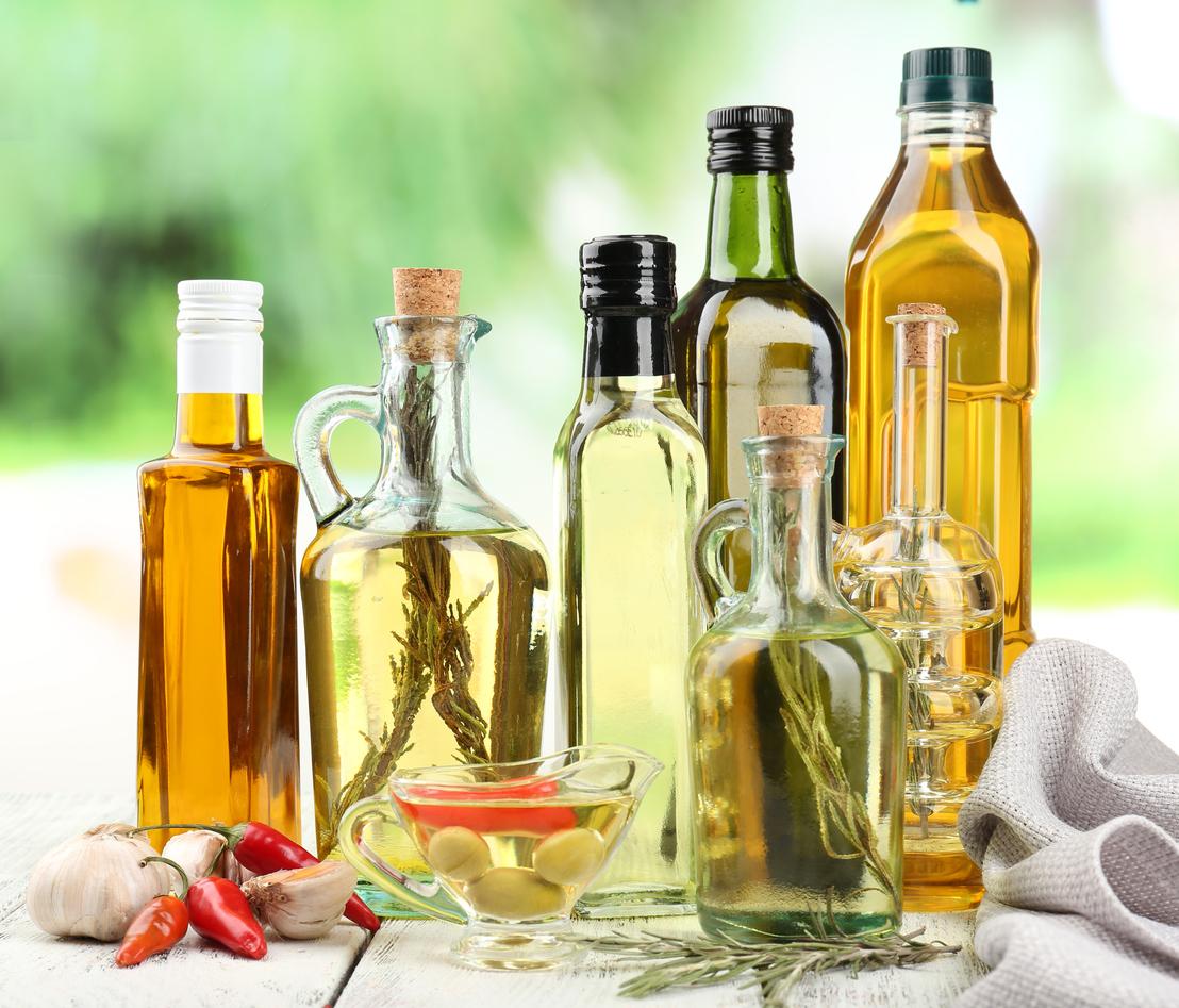 Kuchyňské oleje