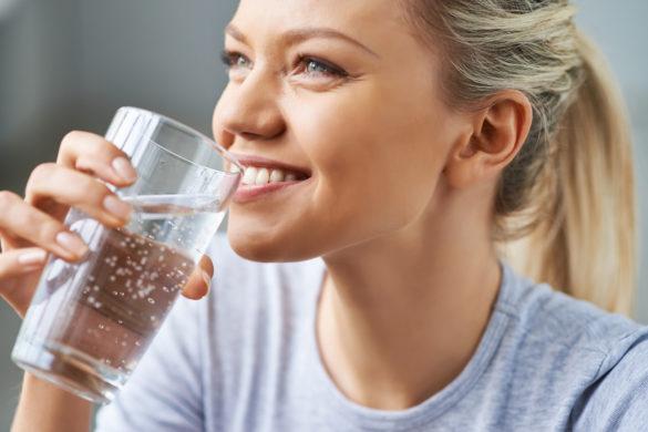 Pití vody