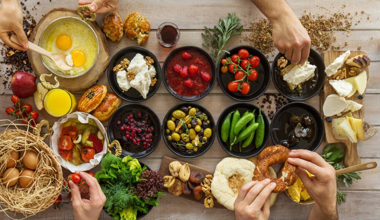 Trendy v jídle