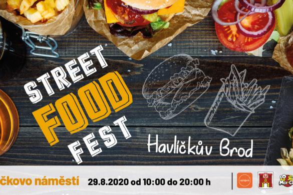 Street Food Fest Havlíčkův Brod