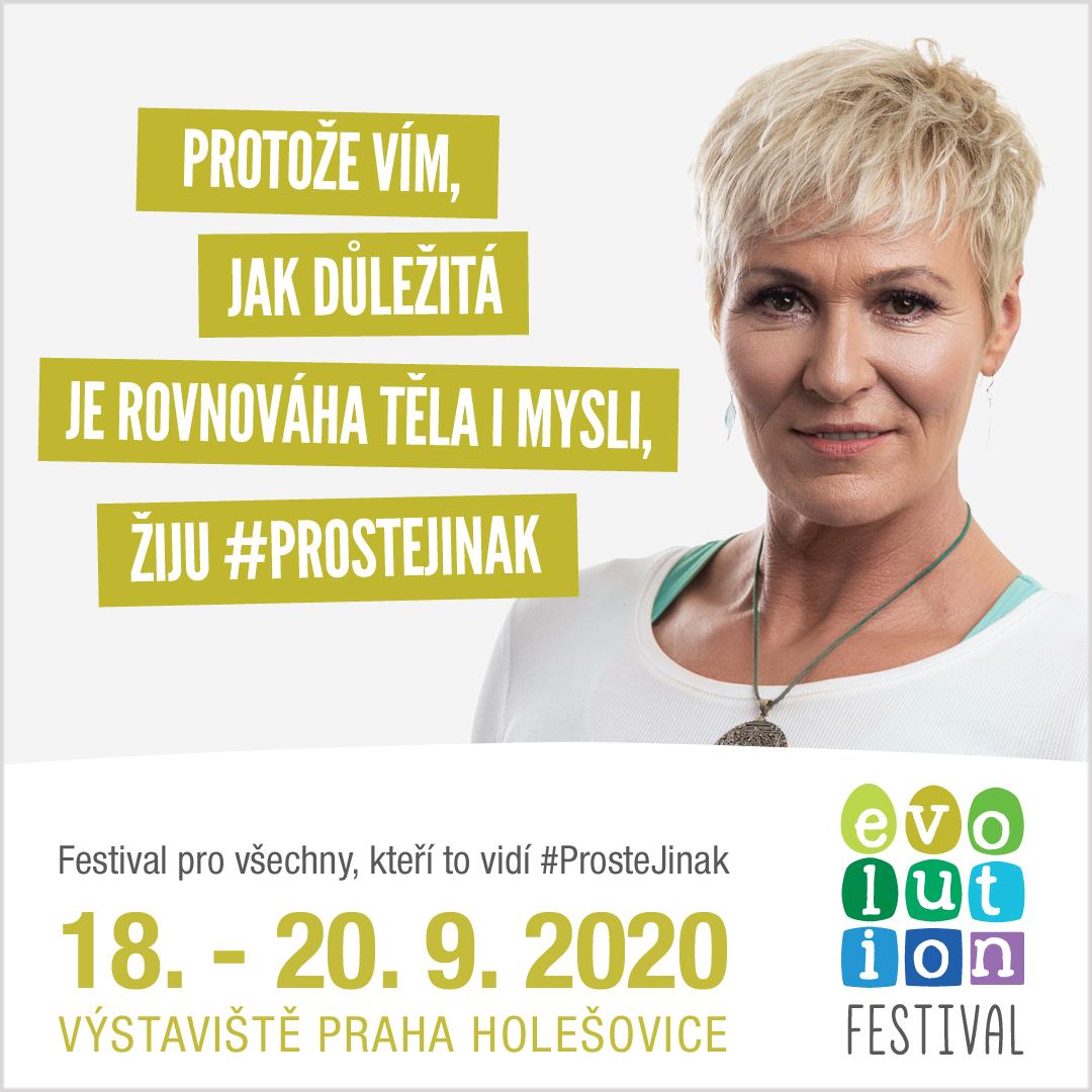 Festival Evolution v Praze 2020