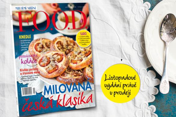Časopis F.O.O.D.