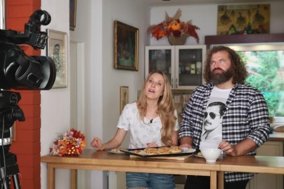Josef Maršálek a Tereza Bebarová