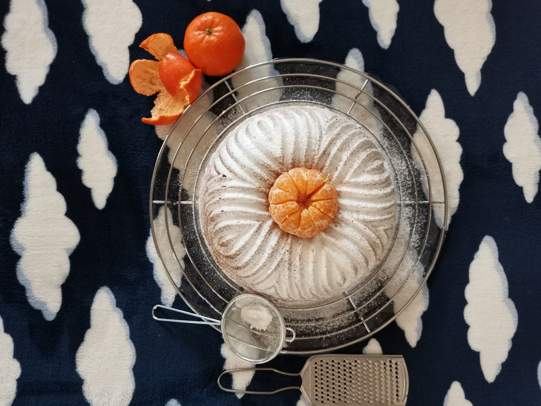 Mandarinková bábovka
