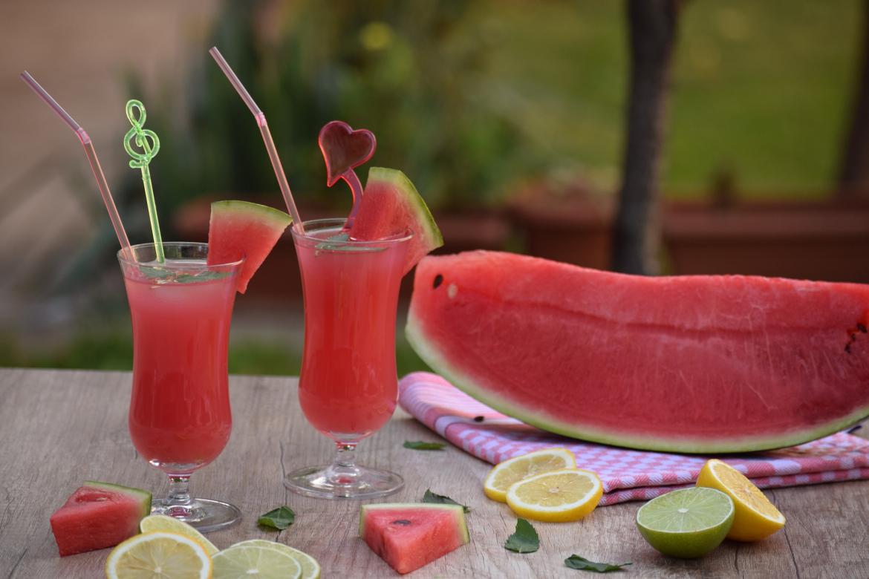 Melounovy drink