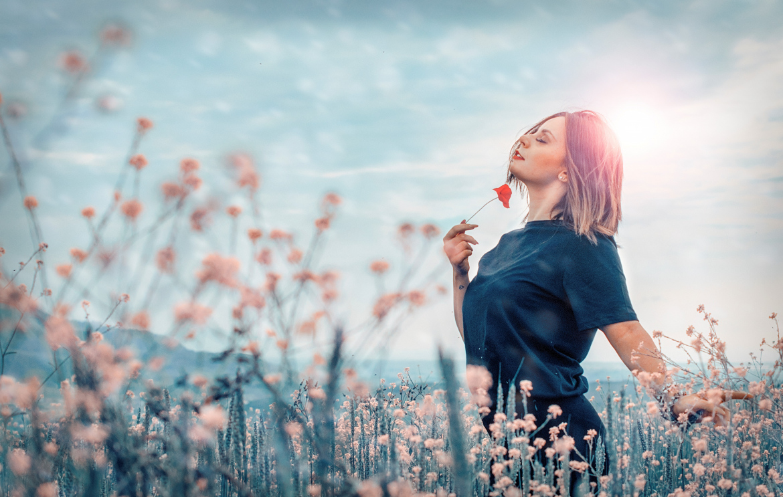 Žena a příroda