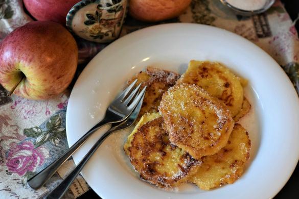 Jablecne kolacky