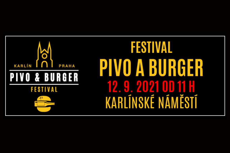 Pivo a burger festival