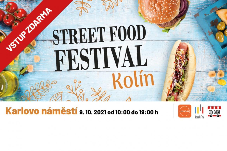 Street Food festival Kolín