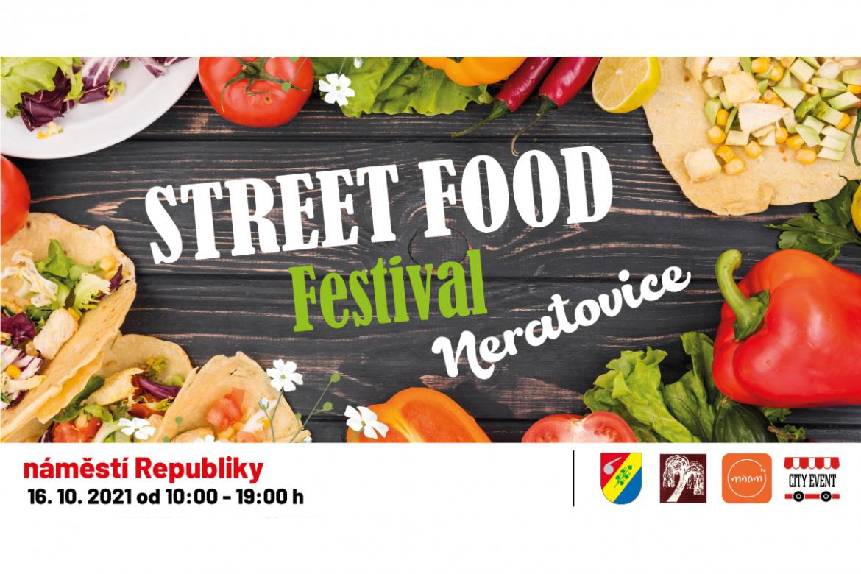 Street food festival Neratovice